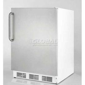 Summit FF67SSTBADA - ADA Comp All-Refrigerator For Freestanding Use,, S/S Door,