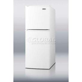 """Summit FF71 - Two-Door Frost-Free Refrigerator-Freezer In Slim 18"""" Width, ADA Comp 46"""" Height"""