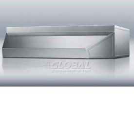 """Summit Shell30SS - 30""""W Shell Hood, Stainless Steel"""