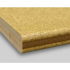 """Treston Shop Top, Worksurface, 3/8"""" Radius Front Edge Top And Bottom, 40""""W X 24""""D X 1-3/4""""H"""