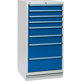 "Sovella Drawer Cabinet 70/140, 12 Drawer,(3)1-15/16"",(2)2-15/16"",(2)3-15/16"",(2)4-15/16"",(3)5-7/8"""