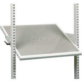 "Sovella ESD Adjustable Shelf, M20, 18-1/2""W X 19-7/8""D X 1-3/8""H"
