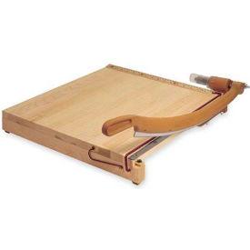 "Swingline® ClassicCut® Ingento Trimmer, 24"" Cutting Length, 15 Sheet Capacity, Maple"