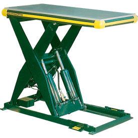 Southworth® Electric Hydraulic Scissor Lift Table 4430108 - 48 x 24 2000 Lb. Cap.