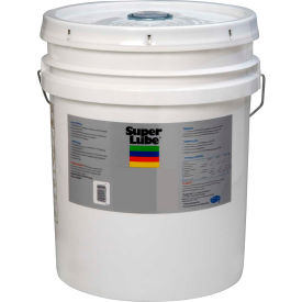 5 Gal. Pail Super Lube® Oil with PTFE (High Viscosity)