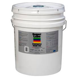 5 Gal. Pail Super Lube® Synthetic Gear Oil ISO 460