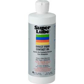 Superlube® H3 Direct Food Contact Multi Purpose Oil - 16 Oz. - Pkg Qty 12