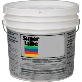 5 Lb. Pail Super Lube® Silicone High-Dielectric & Vacuum Grease - Pkg Qty 4