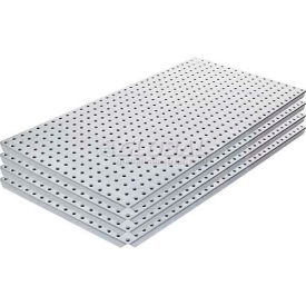 Pegboard Panels - Galvanized 16 x 32 (4 pc)