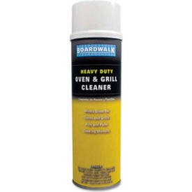 Boardwalk Oven & Grill Cleaner, 19 Oz. Aerosol 12/Case - BWK350ACT