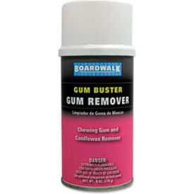 Boardwalk Chewing Gum & Candle Wax Remover 6 oz. can 12 Cans/Case - BWK 353-A