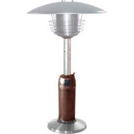 AZ Patio Heaters HLDS032-BB Portable Bronze Body Patio Heater Stainless Steel by