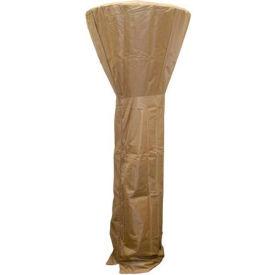 AZ Patio Heaters HVD-CVR-M Tall Heater Heavy Duty Waterproof Cover Dark Brown/Mocha by