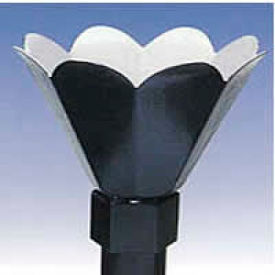 Modern home products ft2 p flower post mount gas torch head 26000 btu