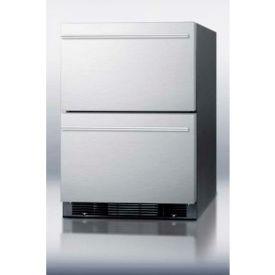 Summit Appliance SPRF2D Frost Free Refrigerator Freezer drawer