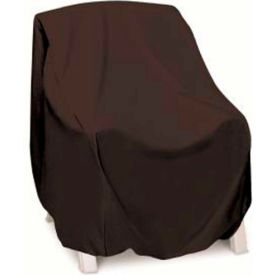 Two Dogs 2DPF30345 High Back Chair Cover - Khaki