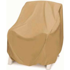 Two Dogs 2DPF38365 Two Dogs Oversized Chair Cover - Khaki