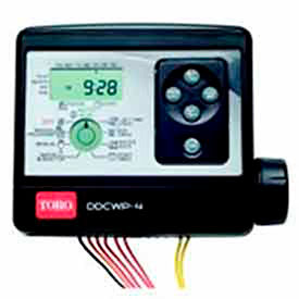 Toro DDCWP-2-9V 2-Station Battery Operator Controller