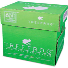 """Copy Paper - TreeFrog TFLTR5 - White - 8-1/2"""" x 11"""" - 2500 Sheets"""
