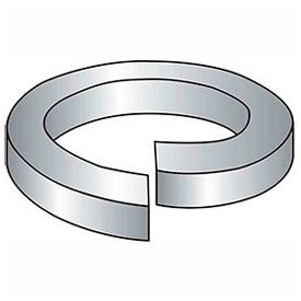 "5/16"" Hi-Collar Split Lock Washer .322/.314"" I.D. .093"" Thick Steel Plain Grade 2 100 Pk by"