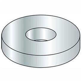 """5/8"""" Flat Washer - SAE - 21/32"""" I.D. - Steel - Zinc - Grade 2 - Pkg of 50"""