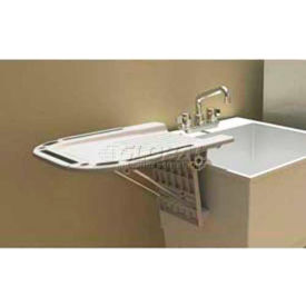 Hold It & Fold It Utility Sink Drainboard 19-1/2L x 18W
