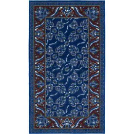 Siam Oriental Mat - Sapphire 6' x 8'