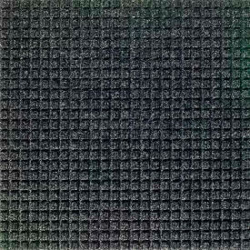 "Waterhog Classic Carpet Tile 2105114000, Square, 18""L X 18""W X 1/4""H, Medium Brown, 12-PK"