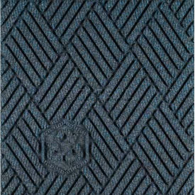 "Waterhog Eco Premier Carpet Tile 22187314000, Diamond, 18""L X 18""W X 1/4""H, Grey Ash, 12-PK"