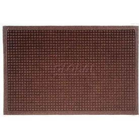 Waterhog Fashion Mat - Dark Brown 3' x 4'
