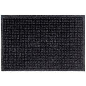 Waterhog Fashion Mat - Charcoal 4' x 10'