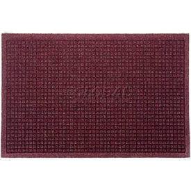 Waterhog Fashion Mat - Bordeaux  4' x 10'