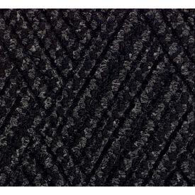 "WaterHog Diamondcord 3/8"" Thick Entrance Mat, Charcoal Cord 3' x 16'"