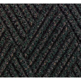 "WaterHog Diamondcord 3/8"" Thick Entrance Mat, Green Cord 4' x 12'2"""