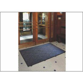 WaterHog Diamondcord 3/8' Thick Entrance Mat, Gray Cord 4' x 16'