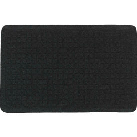 """Get Fit Stand Up Anti-Fatigue Mat 5/8"""" Thick, Coal Black 34"""" x 47"""""""