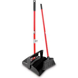 Libman 174 Commercial Lobby Broom Amp Dust Pan Set Open Lid