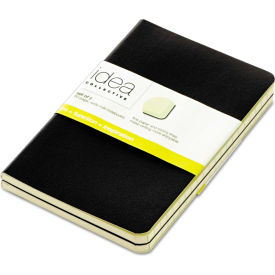"""TOPS® Idea Collective Journal 56877, 3-1/2"""" x 5-1/2"""", Cream, 40 Sheets/Pad, 2/Pack"""