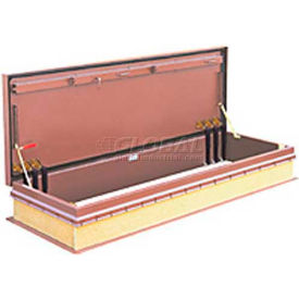 "Bilco® L-20 Galvanized Roof Hatch - 30""x96"""