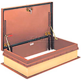 "Bilco® NB-20 Galvanized Roof Hatch - 30""x54"""