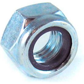 CARBON STEEL NYLON INSERT LOCK NUTS NI//ZINC PLATED FOR METRIC BOLT//SCREWS M8-M16