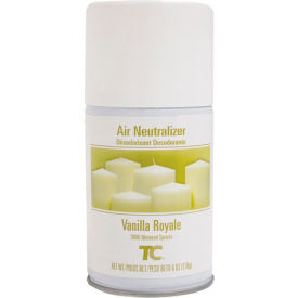 Rubbermaid® Aerosol Refill - Vanilla Royale - FG400573 - Pkg Qty 12
