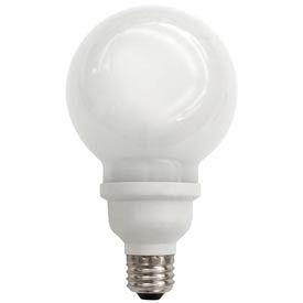 Tcp 1g302350k 23 Watt G30 Globe 50k- Cfl Bulb - Pkg Qty 12
