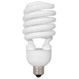 Tcp 28927277 27 Watt Springlamp 277v Med Base- Cfl - Pkg Qty 48