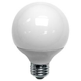 Tcp 2g251441k 14 Watt G25 Globe 41k- Cfl Bulb - Pkg Qty 24