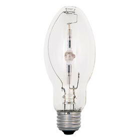 Tcpi 46134 Enclosed 100 Watt Universal Position Pulse Plus™ Ed28 Bulb - Pkg Qty 12