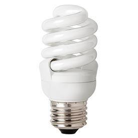 Tcp 4t213 13 Watt T2 Full Spring Pro- Cfl Bulb - Pkg Qty 12