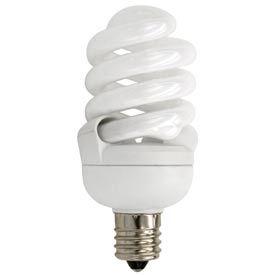 Tcp 4t213c 13 Watt T2 Full Spring Pro E12- Cfl Bulb - Pkg Qty 12