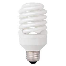 Tcp 4t223 23 Watt T2 Full Spring Pro- Cfl Bulb - Pkg Qty 12