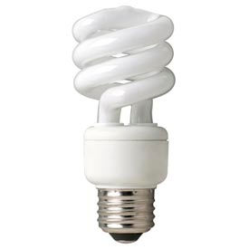 Tcp 801014 14w Springlight- Cfl Bulb - Pkg Qty 12